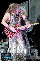 STEEL PANTHER 93.3 WMMRBQ 2012 SUSQUEHANNA BANK CENTER CAMDEN NEW JERSEY 11