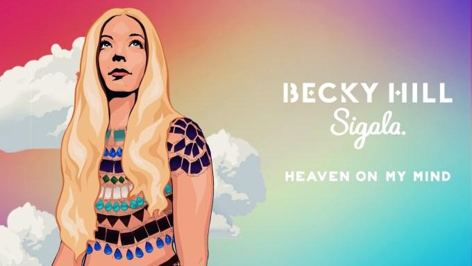 Becky Hill Sigala