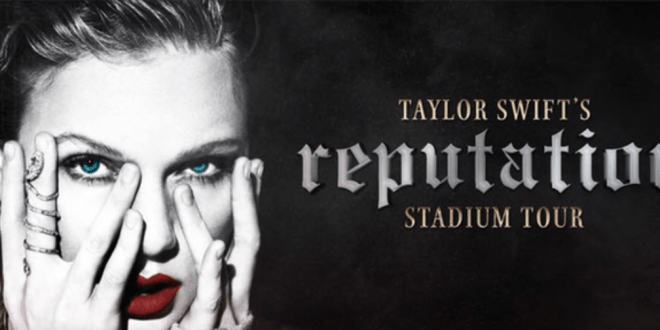 Image result for taylor swift 2018 tour