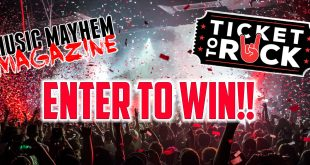ENTER TO WIN a Ticket To Rock 2018