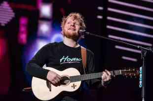 Ed Sheeran; Photo by Andrew Wendowski/Music Mayhem Magazine