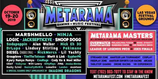 Marshmello, Ninja, LOGIC, Sodapoppin, Snoop Dogg and More to