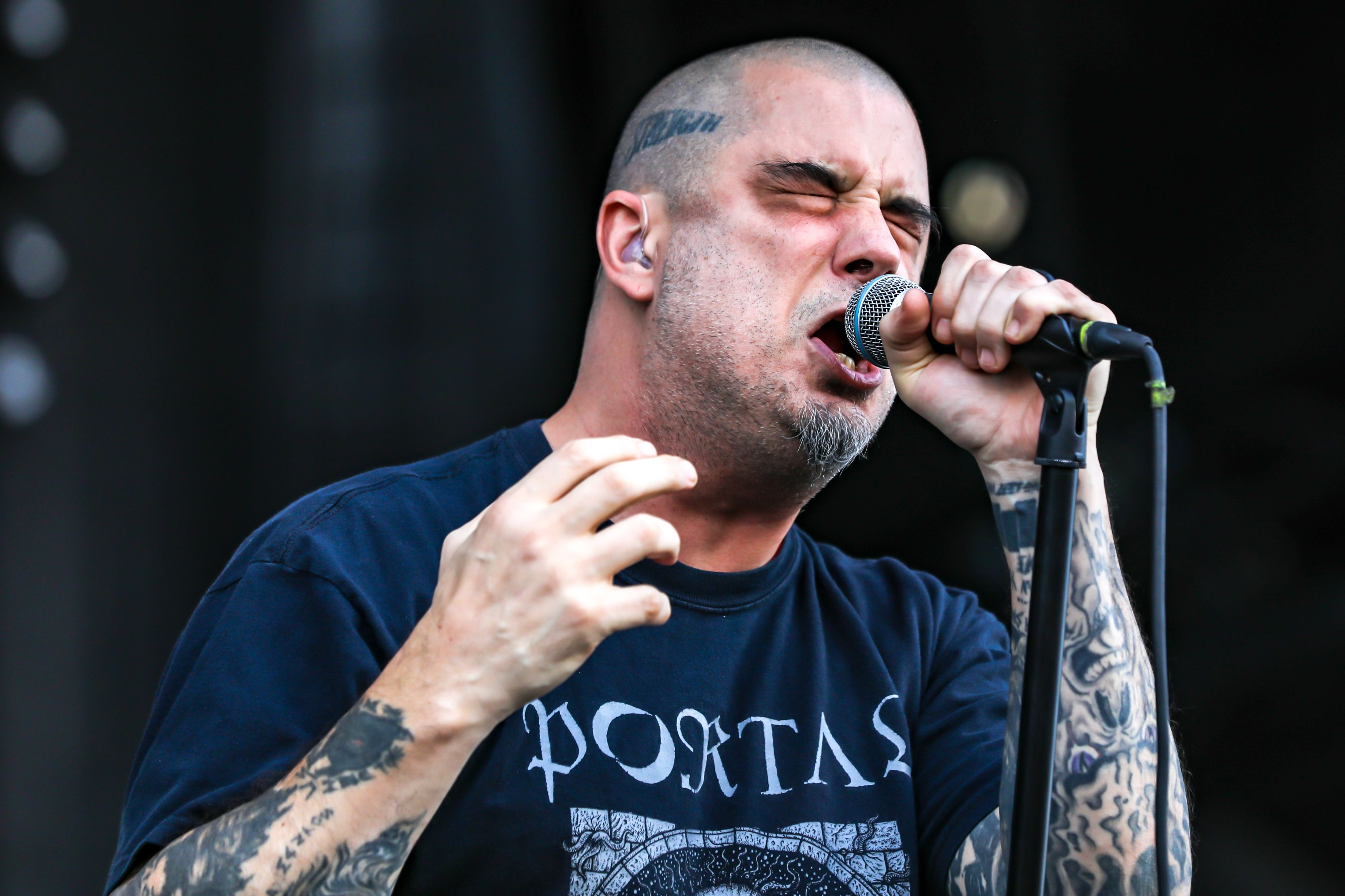 A In-Depth Chat With Phil Anselmo At Louder Than Life Festival – Music  Mayhem Magazine