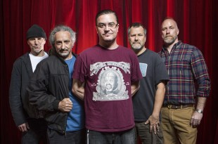 Faith No More; Photo by Jimmy Hubbard