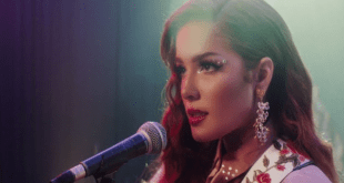 "Halsey; Photo Courtesy of YouTube Music Video for ""Finally // beautiful stranger"""