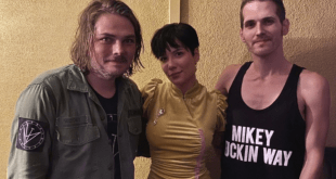 Halsey and My Chemical Romance 2019