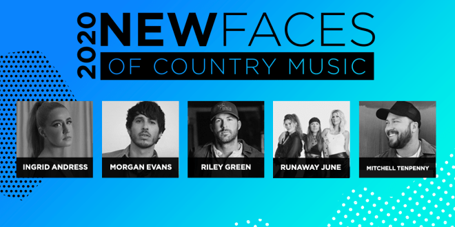Mountain Home Country Music Festival 2020 Lineup.Crs 2020 New Faces Of Country Music Show Lineup Announced