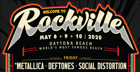 Welcome to Rockville 2020 Lineup