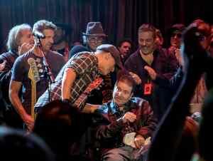 Bruce Springsteen; Photo Courtesy of Conni Freestone