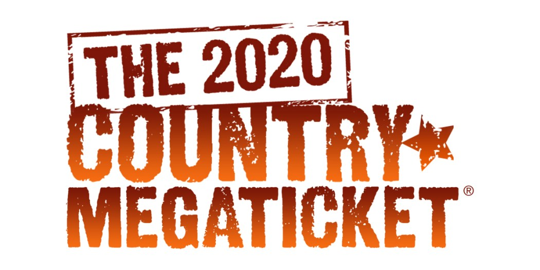 country megaticket 2020