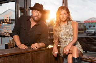 Lee Brice and Carly Pearce; Photo Courtesy of John Shearer