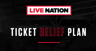 Live Nation 'Ticket Relief Plan'