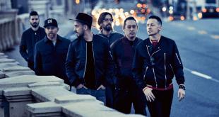 Linkin Park; Photo by James Minchin