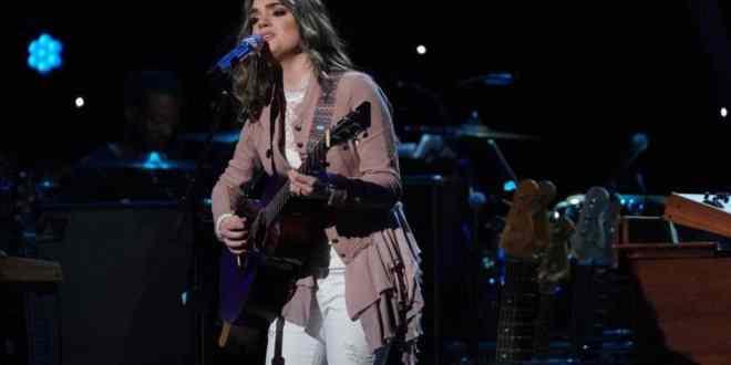 American Idol's Lauren Mascitti