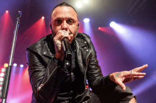 Blue October; Photo By Andrew Wendowski