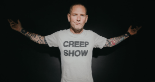Corey Taylor; Photo Courtesy of Ashley Osborn