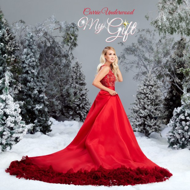 Carrie Underwood's 'My Gift' Album Cover Photographed by Joseph Llanes