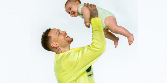 Kane Brown and Daughter Kingsley; Photo Courtesy of Instagram