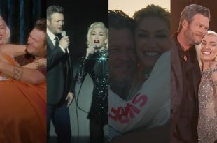 Blake Shelton and Gwen Stefani Collaborations and Duets