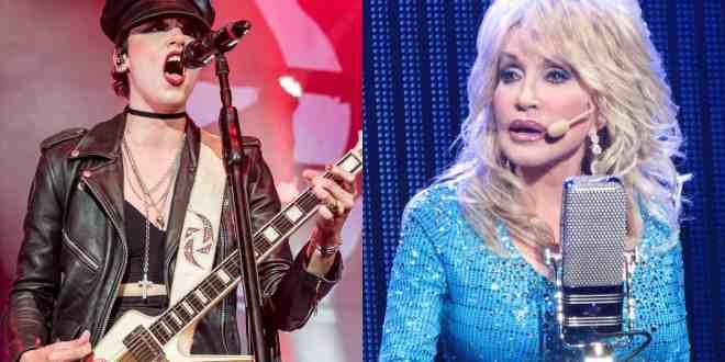 Halestorm and Dolly Parton