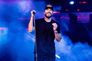 Sam Hunt; Rich Fury/Getty Images for Visible