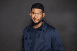 Usher; Photo by Piper Ferguson