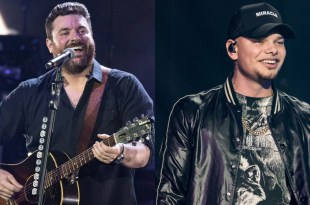 Chris Young and Kane Brown; Photos By Andrew Wendowski