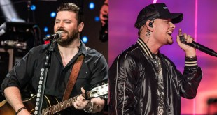 Chris Young and Kane Brown; Photo Courtesy of Andrew Wendowski