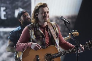 Morgan Wallen; Photo Courtesy of CMA