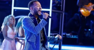John Legend; Photo Courtesy of NBC