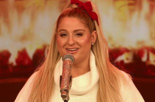 Meghan Trainor; Photo Courtesy of CBS
