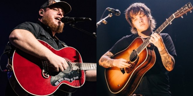 Luke Combs; Photo By Andrew Wendowski, Billy Strings; Photo by Emma Delevante