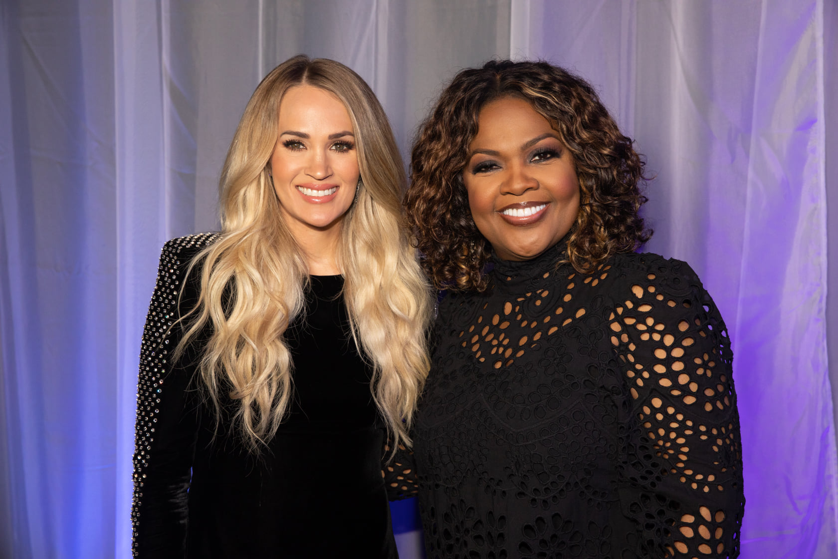 "Carrie Underwood Releases ""Great is Thy Faithfulness"" Featuring CeCe Winans from Upcoming Album ""My Savior"""