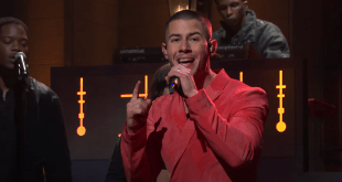 Nick Jonas; Photo Courtesy of 'Saturday Night Live'