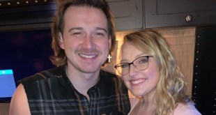 Morgan Wallen and His Sister Mikaela; Photo Courtesy Instagram
