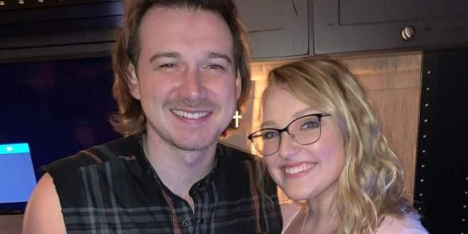 Morgan Wallen and His Sister Mikaela; Photo Courtesy Instagram