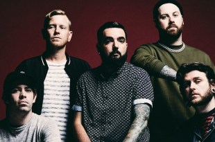 A Day To Remember; Photo by Jimmy Fontaine