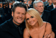 Blake Shelton And Miranda Lambert at 48th CMA Awards; Photo Courtesy of ABC