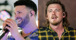 Will Dempsey and Morgan Wallen