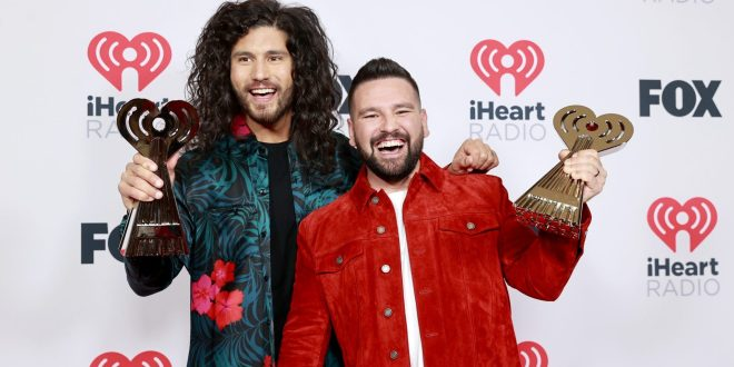 Dan + Shay; Photo by Emma McIntyre/Getty Images for iHeartMedia