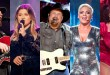 Luke Combs, Kelly Clarkson, Garth Brooks, P!nk and Lizzo
