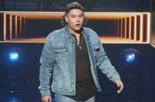 'American Idol' Contestant Caleb Kennedy; Photo Courtesy of ABC