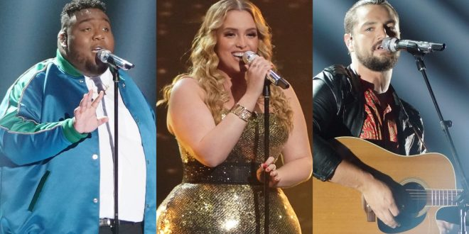 American Idol Top 3: Willie Spence, Grace Kinstler and Chayce Beckham