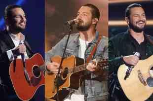 'American Idol' Winner Chayce Beckham; Photos Courtesy of ABC