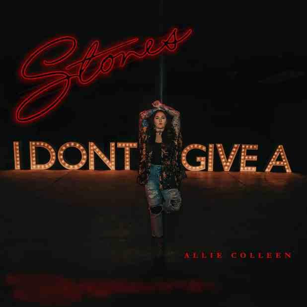 Allie Colleen - 'Stones'