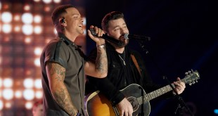 Kane Brown and Chris Young; Photo Courtesy of CMT