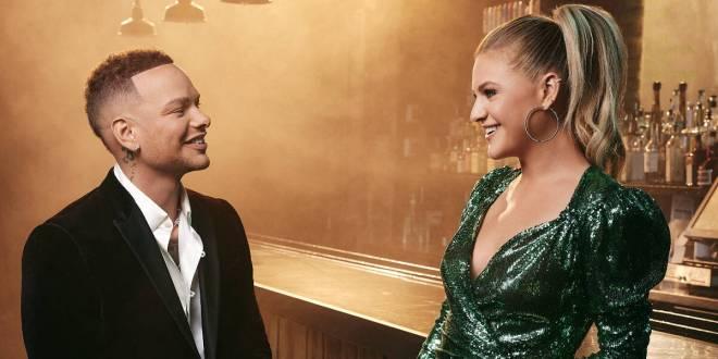 Kane Brown and Kelsea Ballerini; Photo Courtesy of John Shearer/CMT