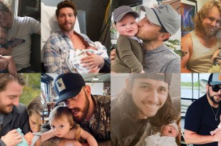 Country Artists Celebrating Their First Father's Day