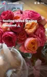 Photo Courtesy of Gwen Stefani Instagram