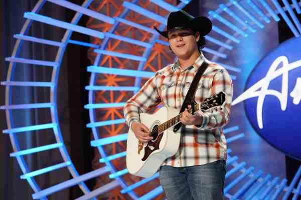 Caleb Kennedy; Photo Courtesy of American Idol/ABC